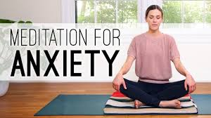 tation for anxiety yoga with