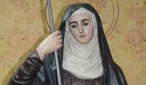 Santa Brigida e quella terribile profezia su Genova