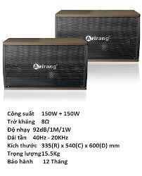 Bán loa karaoke arirang t6 tư vấn mua loa arirang hàng xịn, giá tốt -  1.670.000đ