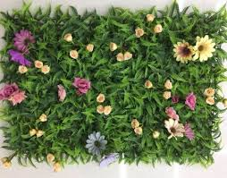china artificial plant wall mounted