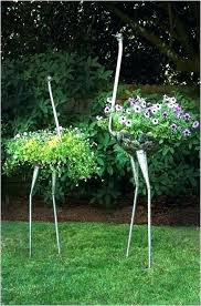 metal yard art ideas ideassimple co