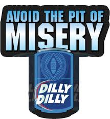 Dilly Dilly Sticker 3 5 Decal Dilly Dilly Vinyl Decal Stickers Stickers