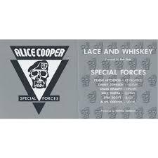 Decals Stickers Alice Cooper Special Forces Sticker Decal 4 X 5 Automobilia Automobilia Collectibles
