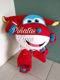 Pinata Super Wings Pinatastipoi Superwings Cumpleanos Ninos