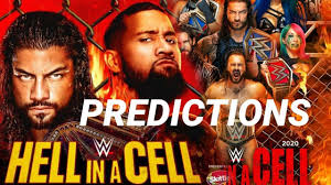 WWE Hell In A Cell Predictions 2020 ...
