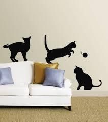 Cats Wall Decal Allposters Com Cat Wall Cat Bedroom Wall Decals