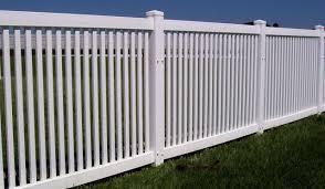 Vinyl Fence Cost Per Foot In 2020 Vinyl Fence Cost Vinyl Fence Picket Fence Panels