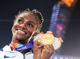 The secret to Dina Asher-Smith's success, according to her coach | Worthing  Herald