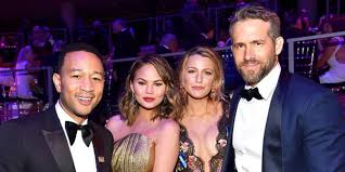 John Legend, Chrissy Teigen, Blake Lively & Ryan Reynolds from The Big  Picture: Today's Hot Photos | E! News Deutschland