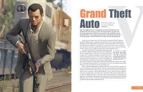 GTA V Magazine Spread - Adam Sogi's Portfolio