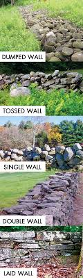The History Science And Poetry Of New England S Stone Walls Earth Magazine