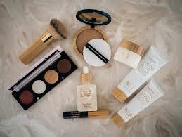 an organic makeup and skincare line