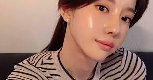 tutorial makeup natural ala artis korea