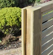 Slotted Fence Posts Jacksons Fencing