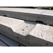 Closed Board Concrete Fence Posts Buy Online Uk Delivery