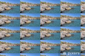 gradakia beach at argostoli of