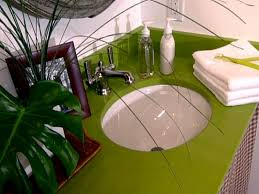 guide to selecting bathroom countertops