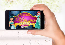 Invitacion En Video Princesas De Disney 250 00 En Mercado Libre