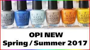opi fiji spring summer 2017 nail
