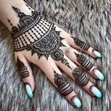 Pin by Avni Bhakta on ~ MAHENDI ~   Unique henna, Henna tattoo designs,  Mehndi designs for fingers