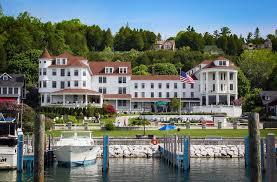waterfront hotel mackinac island mi