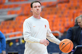 Syracuse basketball assistant Gerry McNamara one of top young coaches