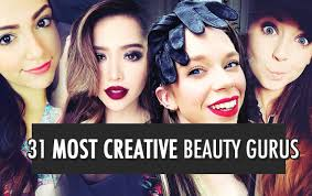 31 top beauty gurus on you that