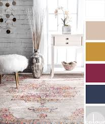 Pink Medallion A Pink And Gold Color Palette Concepts And Colorways Pink Area Rug Area Rugs Gold Color Palettes