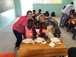 """Gloria Rodriguez on Twitter: """"Margaret Ivy Johnston, 16, of Raleigh,  provided these pictures of her time in Haiti. Her mission trip there was  cut short due to civil unrest but as you'll"""