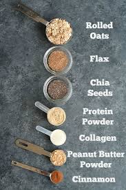 high protein oatmeal how to make