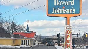 How HoJo lost its mojo - The last Howard Johnson's restaurant is ...