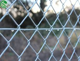 6 Foot Black Vinyl Coated Used Chain Link Fence Panels Diamond Mesh Fencing For Sale Chain Link Fence Manufacturer From China 108128613