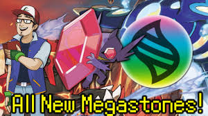 All NEW Pokémon ORAS Megastone Locations! - YouTube