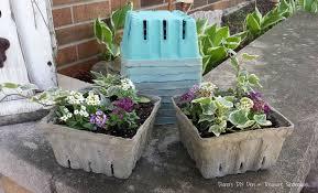 20 clever diy concrete planters the