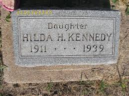 Hilda Kennedy (1911-1939) - Find A Grave Memorial