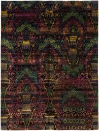 toulouse sari silk area rug 8 10 x