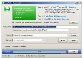Easy Video Downloader 2.1 - Download for PC Free