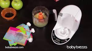 baby brezza food maker deluxe