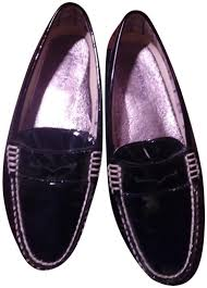 leather loafers 9293 010 flats
