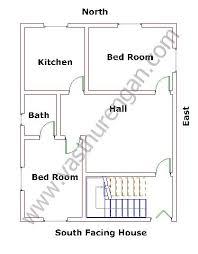 south house vastu plan 6 vasthurengan com