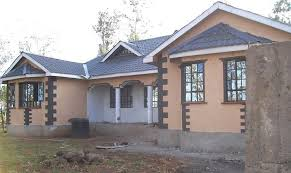 3 bedroom bungalow house plans in kenya