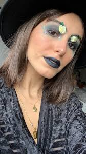 mythical witch makeup look