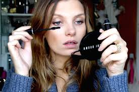 very simple hair and makeup routine