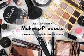 most expensive makeup s