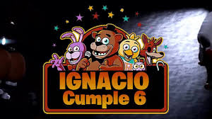 Five Nights At Freddy S Animatronicos 2 Video De Invitacion O