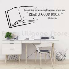 Read A Good Book Wall Quotes Decal Vinyl Sticker For Kids Room Mural Home School Library Interior Classroom Bedroom Decor W202 Buy At The Price Of 4 64 In Aliexpress Com Imall Com
