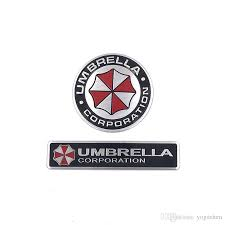 Wholesale Umbrella Corporation Car Stickers Buy Cheap In Bulk From China Suppliers With Coupon Dhgate Com