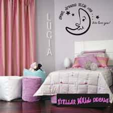 Sweet Dreams Little One We Love You Family And Friends Wall Decals Wall Quotes Wall Murals B006sweetdreamsi8 Swd