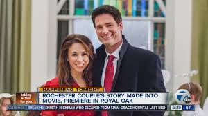 """Interview with Warren Christie and Lacey Chabert from """"The Color of Rain"""" -  YouTube"""