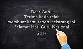 kata kata ucapan selamat hari guru nasional terbaik
